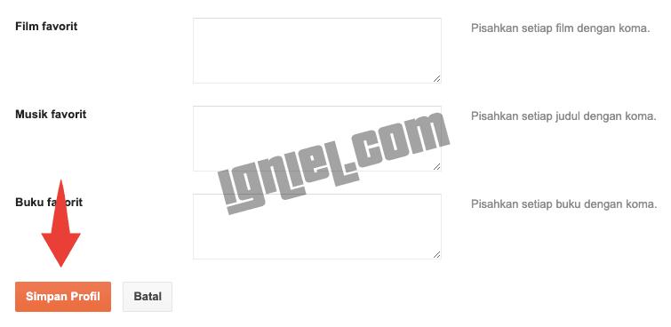 Mengatur Email Tujuan Widget Contact Form