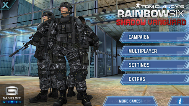 Tom Clancys Rainbox Six Shadow Vanguard Android,Tom Clancys Rainbox Six Android Download
