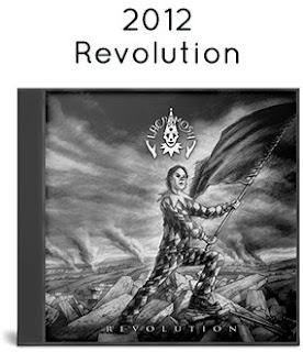 2012 - Revolution