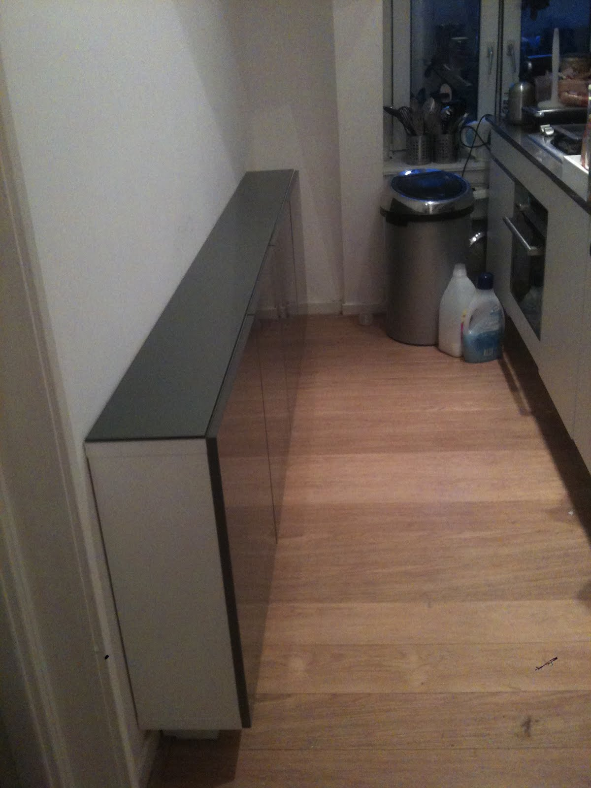 Covering Kitchen Cabinet Doors With Wallpaper