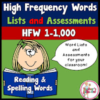 HFW Lists and Assessments