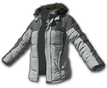 Камуфляжная куртка с подкладом (Camo Padded Jacket)