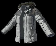 Камуфляжная куртка с подкладом (Camo Padded Jacket)