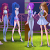 New World of Winx dolls ''Fairy Rock'' Collection