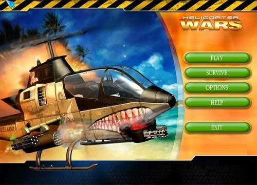 لعبة حرب طائرات هليكوبتر Helicopter مجانا
