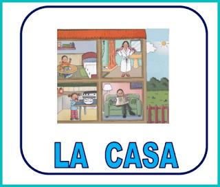 Audici n y lenguaje recopilaci n de recursos ud la casa - Cosas para la casa originales ...