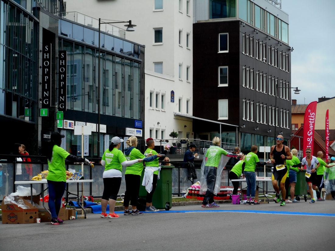 Frazione di corsa, Ironman 70.3 Jönköping