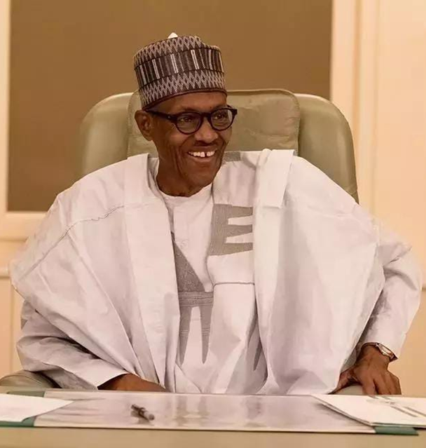 www ekpoesito buhari spends 3 hours in office on monday