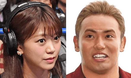 Seiyuu Mimori Suzuko dan Pegulat Kazuchika Okada  Menikah!