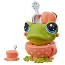 Littlest Pet Shop Series 4 Thirsty Pets Frog (#4-161) Pet