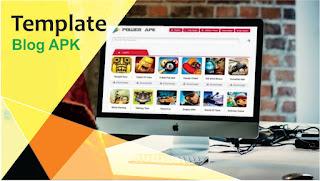 Template keren untuk blog download Apk Full responsive  3 Template keren untuk blog download Apk Full responsive + Seo