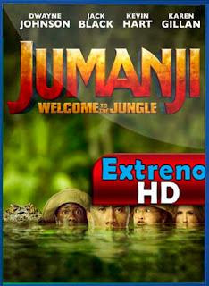 Jumanji: En la selva (2017) | DVDRip Latino HD GDrive 1 Link