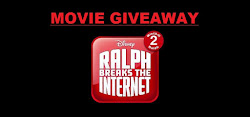 ENTER OUR MOVIE GIVEAWAY