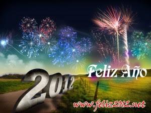 FELIZ AÑO NUEVO 2012...........