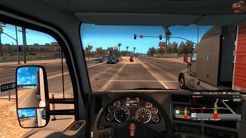 American Truck Simulator 2016 Game PC Ringan 3