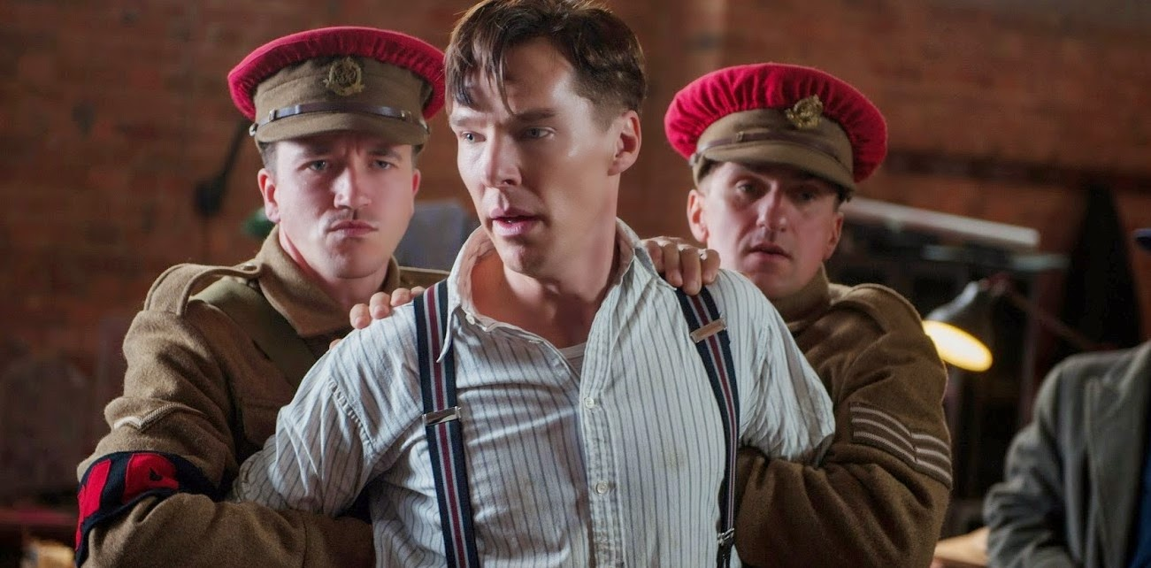 Benedict Cumberbatch decifra códigos no trailer do drama de guerra Imitation Game, com Keira Knightley