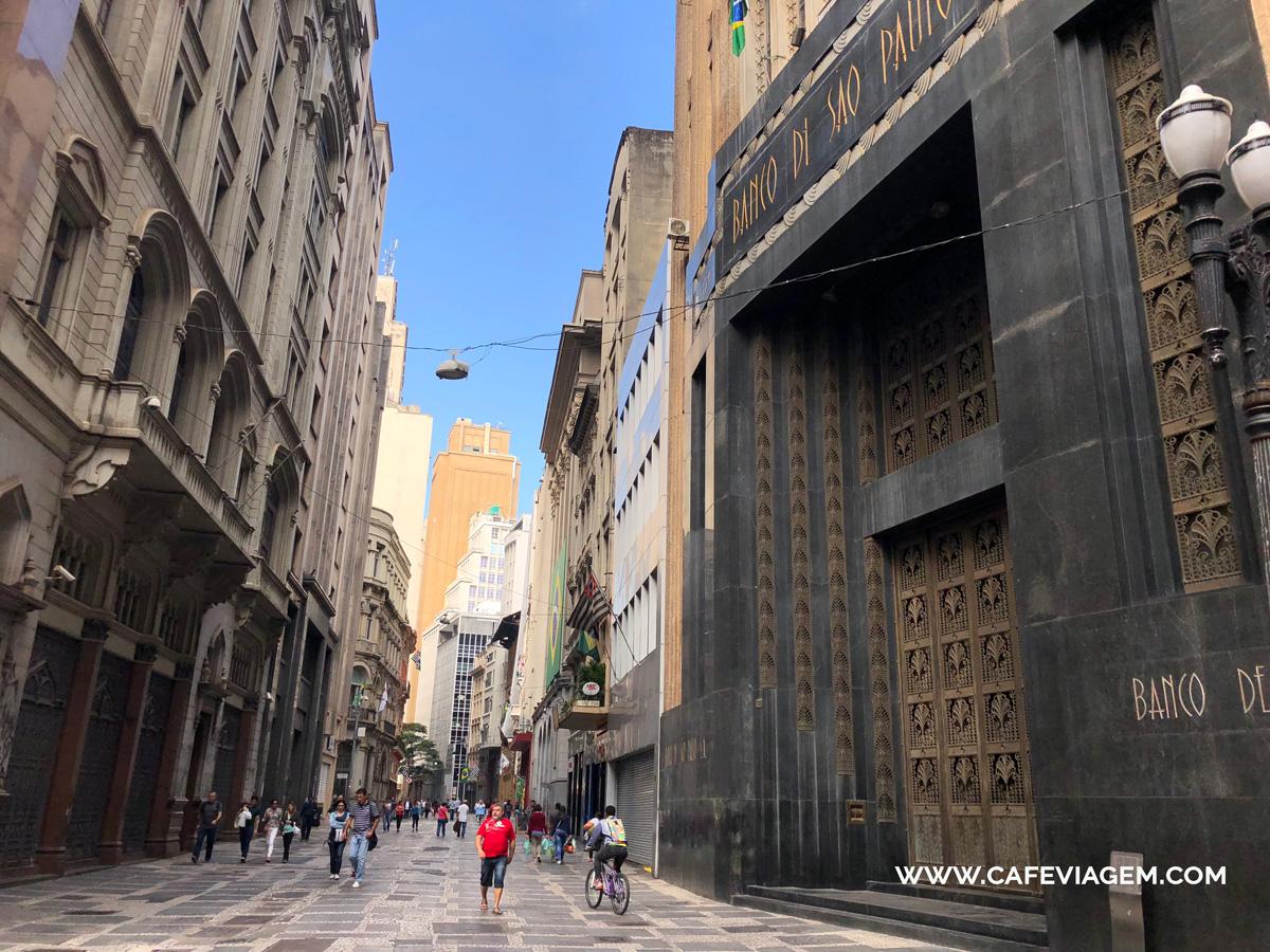10 lugares para visitar no Centro de São Paulo com crianças