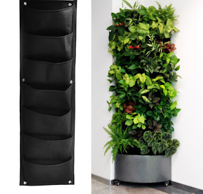 Desain Taman Vertical Garden