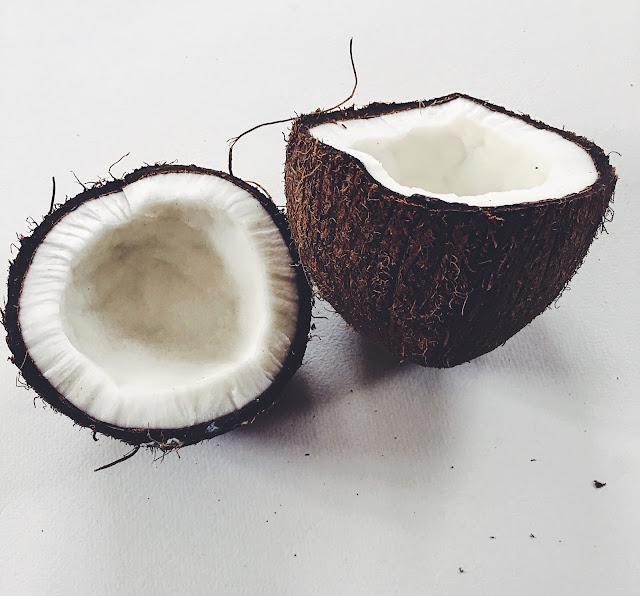 kokos, olej kokosowy