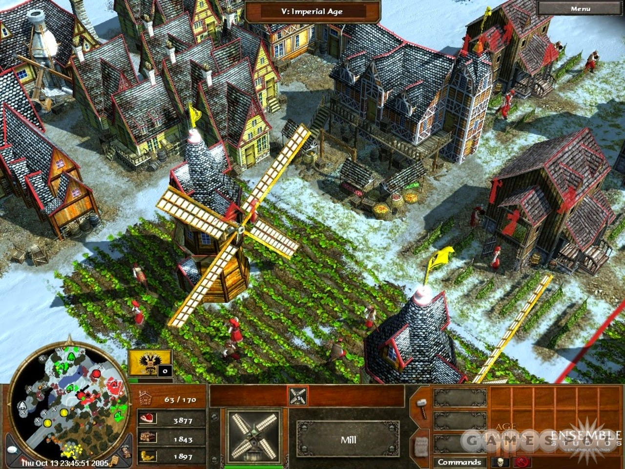 Download Age Of Empires 3 Highly Compressed PC 663 2 MB