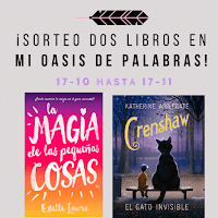 http://mioasisdepalabra.blogspot.com.es/2016/10/sorteo-varios-libros.html