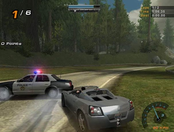 nfs hot pursuit 2010  crack