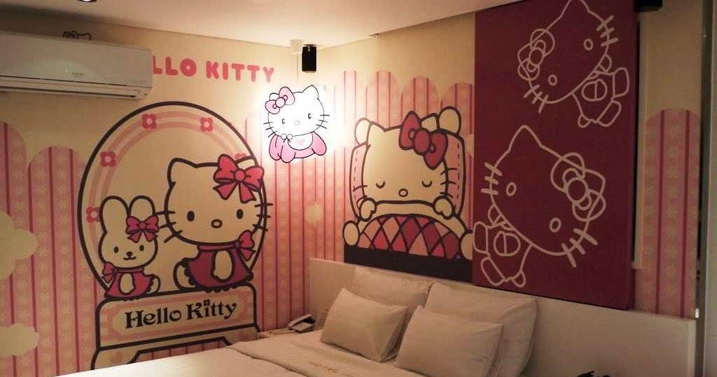 Desain Kamar Tidur Minimalis Hello Kitty Gambar Desain Rumah Minimalis