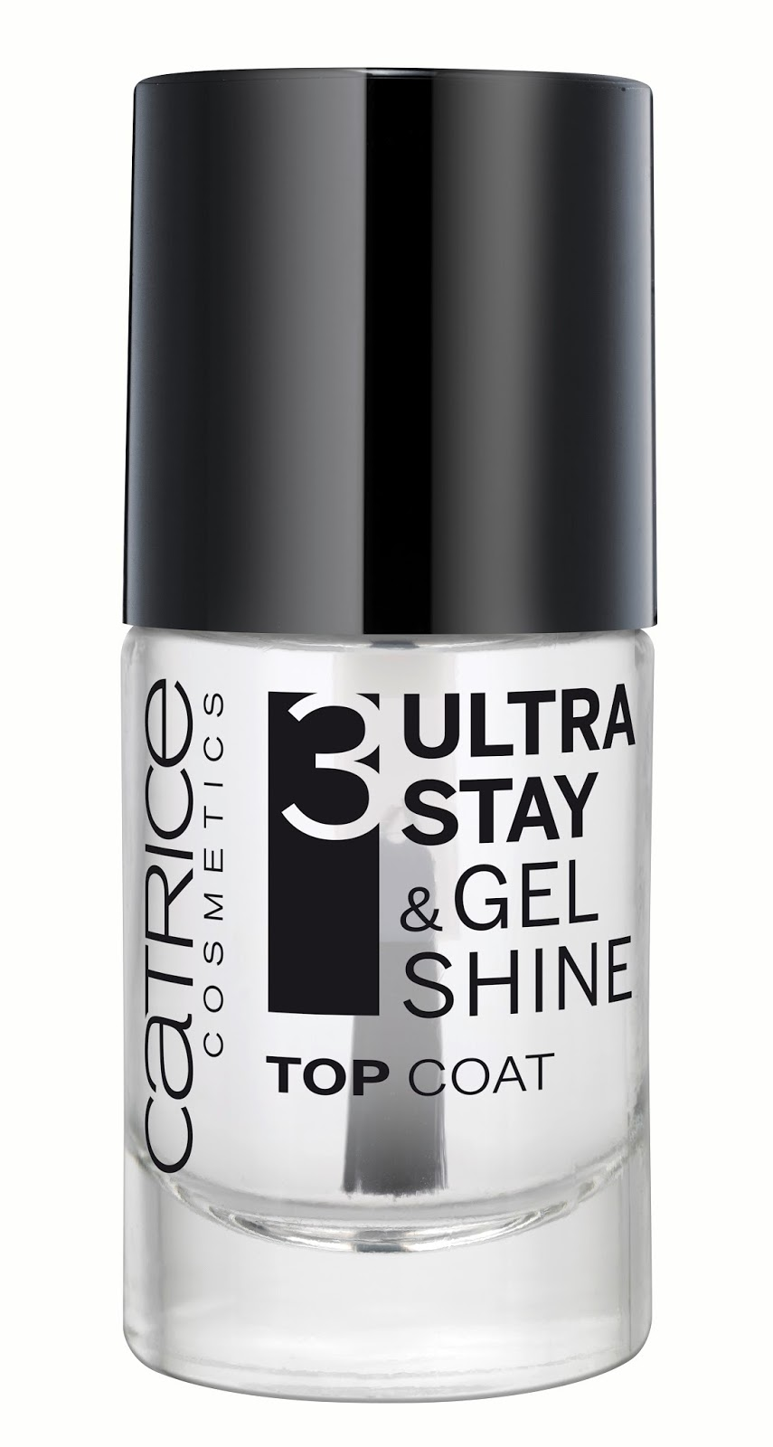 Catricce - Ultra Stay & Gel Shine Top Coat