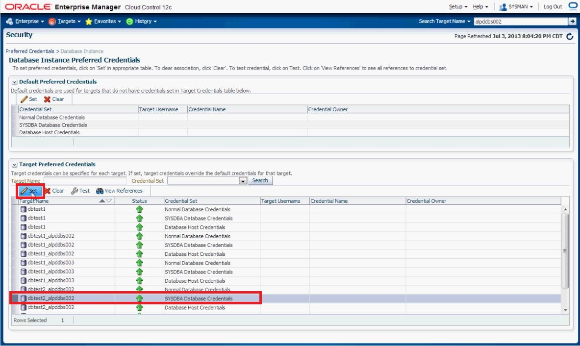 Cloud Control 12c: Enterprise Manager 12c Named and