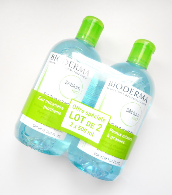 BIODERMA - Solution Micellaire Nettoyante Purifiante - Sébium H20