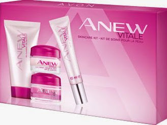 Beauty: Avon's Anew Vitale 14 Day System