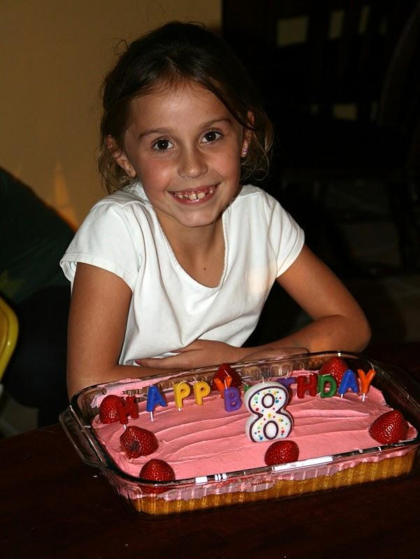 2 Kids, a Mini Van and a Mortgage: Ella 6th Birthday