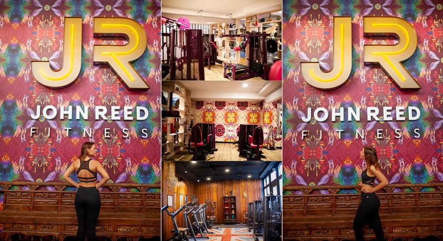 john reed fitness berlin
