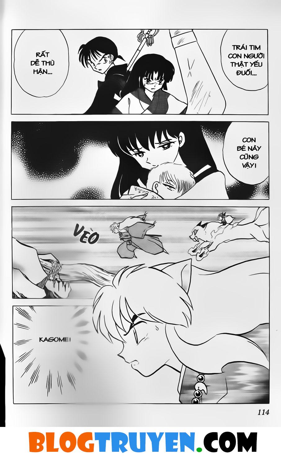 Inuyasha vol 29.6 trang 21