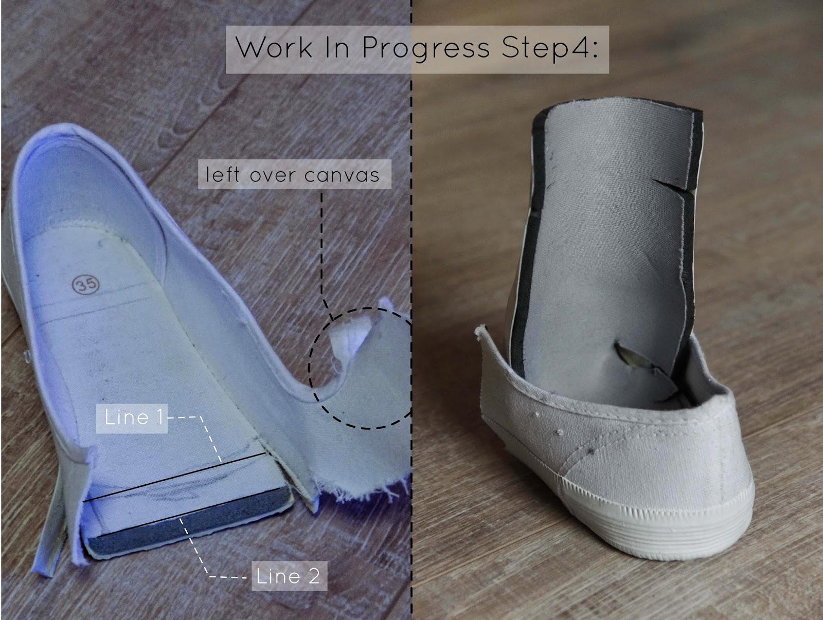 What To Do When Inside Heel Shoe Ripper