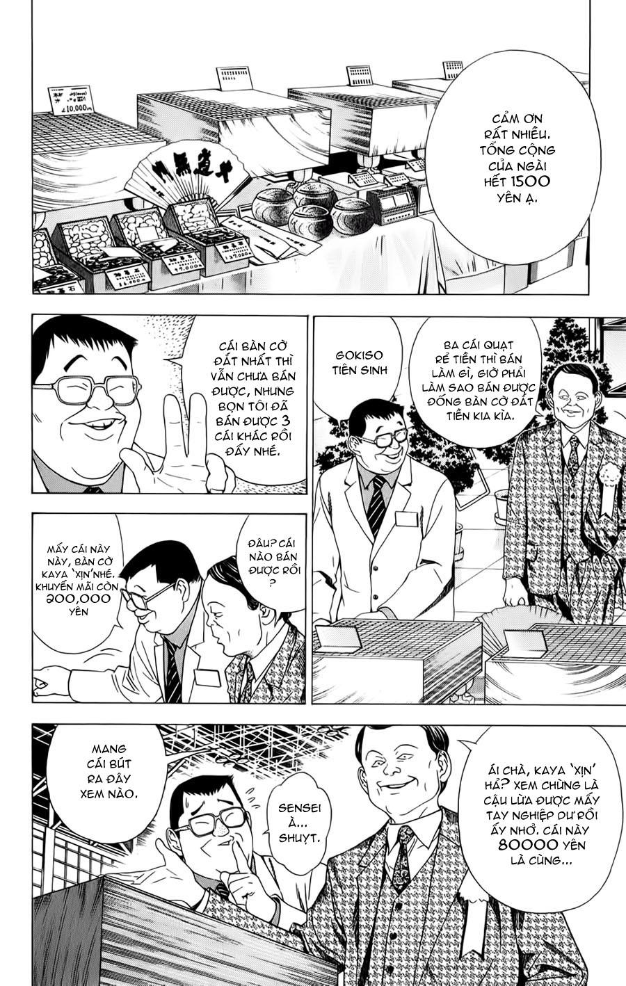 Hikaru No Go hikaru no go chap 102 trang 20