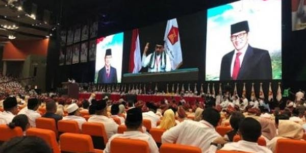 Putra Pendiri Ajak Warga NU Dukung Prabowo