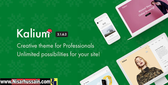 Kalium WordPress Premium Theme