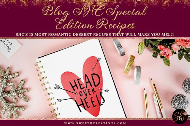 SHC's 15 Most Romantic Dessert Recipes That Makes You Melt!