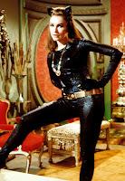 Julie Newmar Catwoman sexy superhero