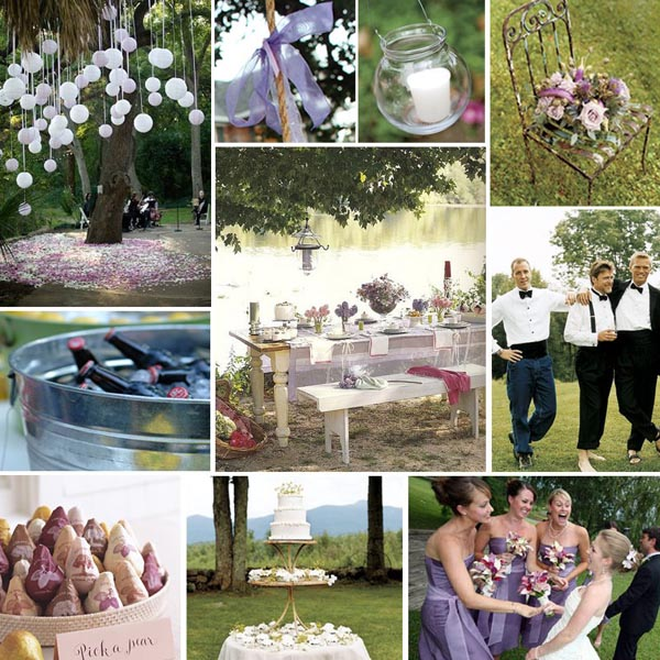 Summer Wedding Decoration Ideas: Summer Wedding Decorations