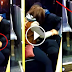 WATCH: This Couple Was Caught On Camera Making Out Inside The Public Bus!
