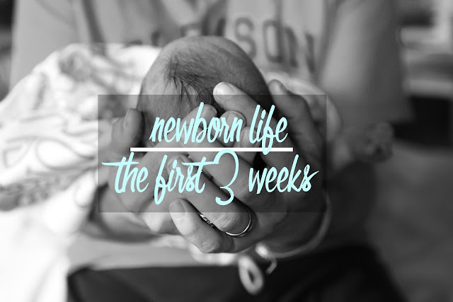 Newborn Life: the First 3 Weeks | CosmosMariners.com