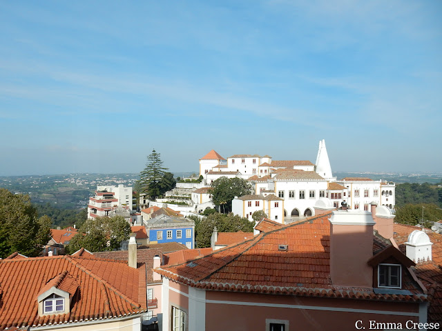 Sintra Portugal Pena Palace Day Trip Adventures of a London Kiwi