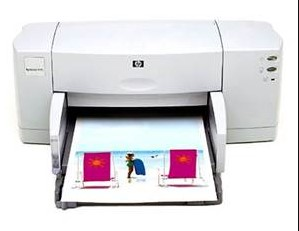 HP DESKJET 840C DRIVERS UPDATE