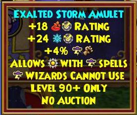 Top Ten Must-Have Wizard101 Aquila Drops! - Swordroll's Blog