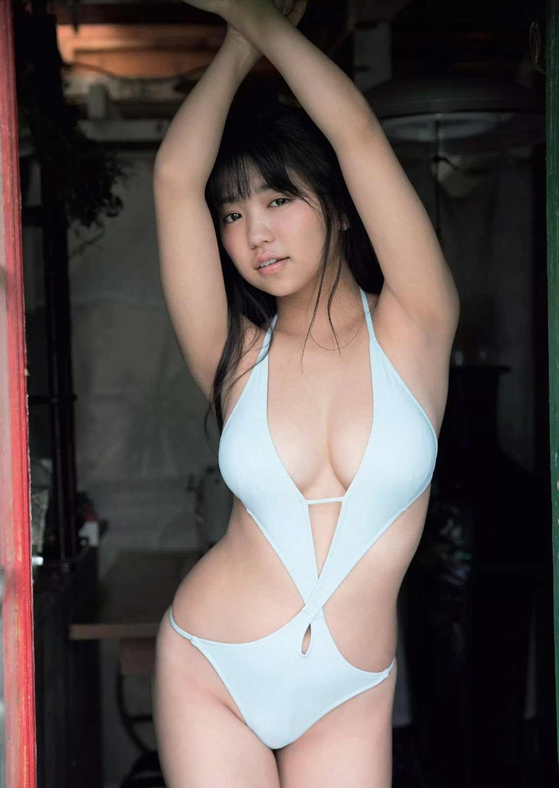 Ohara Yuno 大原優乃, Weekly Playboy 2018 No.19-20 (週刊プレイボーイ 2018年19-20号)