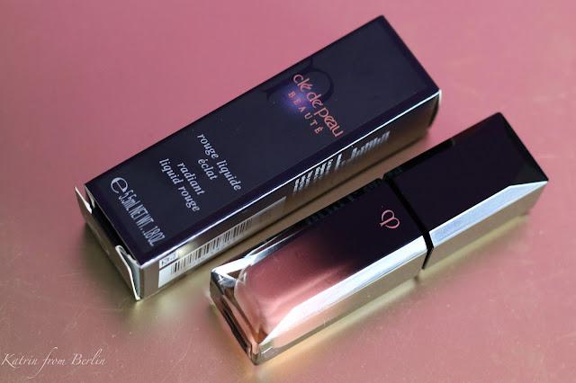Clé de Peau Beauté Radiant Liquid Rouge Lip Lacquer