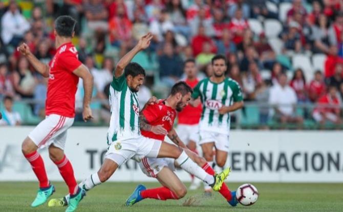 Benfica Facundo Ferreyra