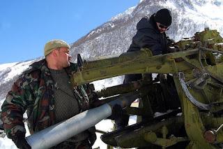 Rusia Ciptakan Amunisi Baru